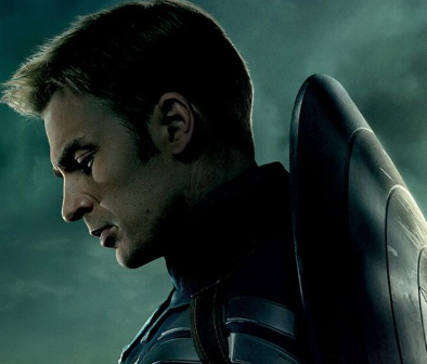 4 New Captain America: The Winter Soldier Individual Posters Are Out! Scarlett Johansson Looks Amazing!