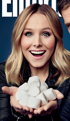 veronica mars entertainment weekly cover kristen bell jason dohring