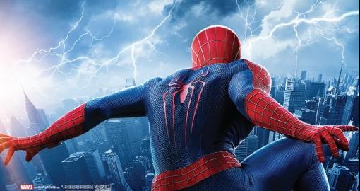 The Amazing Spider Man 2 movie poster