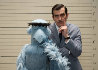 Ty Burrell the muppets
