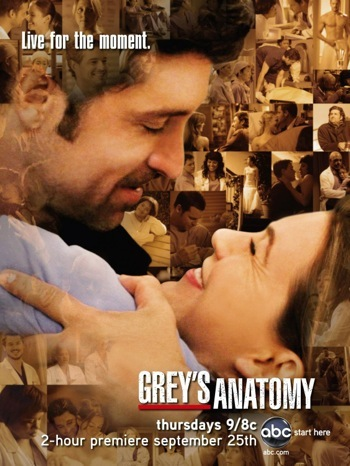 TV - Grey's Anatomy