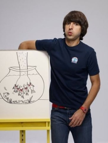 demetri martin live at the time reviews