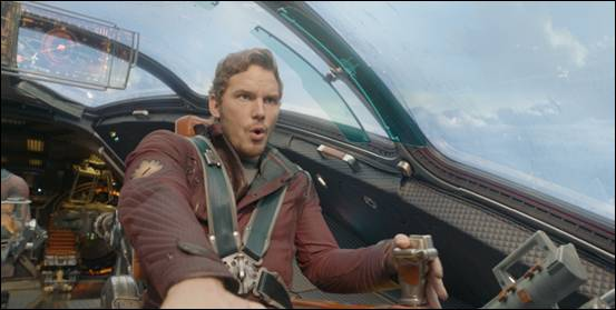 Guardians of the galaxy press promo still