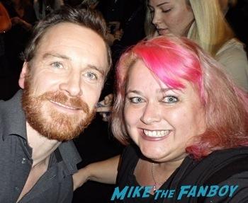 michael fassbender fan photo meeting the shame star4