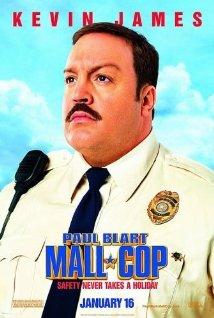 paul blart mall cop logo movie poster