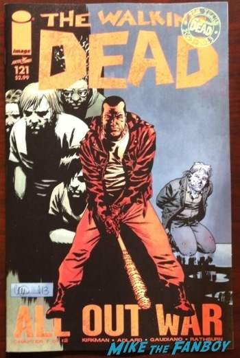 the walking dead new issue