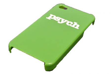 psych iphone case prop