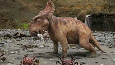 walking with dinosaurs press promo still photo