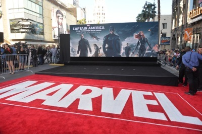 "Marvel's ""Captain America: The Winter Soldier"" Premiere - Red Carpet"