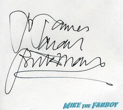 Alan rickman signed autograph rare signing autographs1