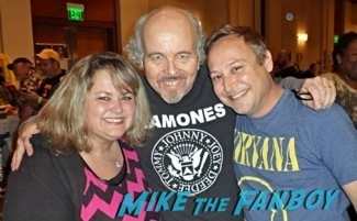 Clint Howard fan photo today rare 2014 now gentle ben1