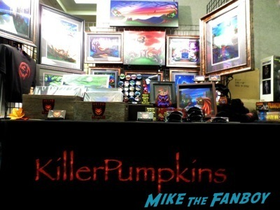 killer pumpkins at http://www.killerpumpkins.com monsterpalooza 2014