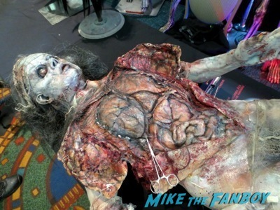 monsterpalooza horror convention 2014 props and costumes