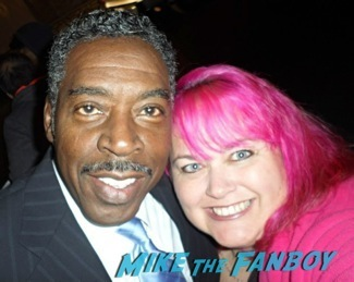 Meeting ghostbusters star ernie hudson2