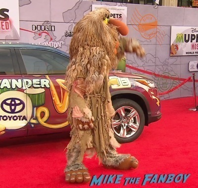 Muppets Most Wanted Movie premiere photo red carpet 11