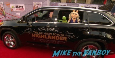 Muppets Most Wanted Movie premiere photo red carpet 14