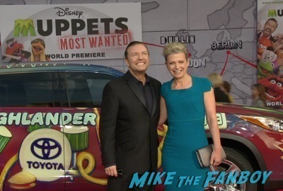 Muppets Most Wanted Movie premiere photo red carpet 17