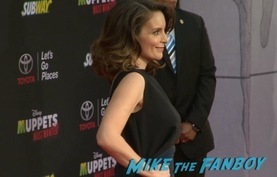 Muppets Most Wanted Movie premiere photo red carpet 5