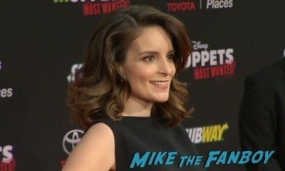 Muppets Most Wanted Movie premiere photo red carpet 6