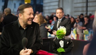 MUPPETS MOST WANTED UK GALA SCREENING