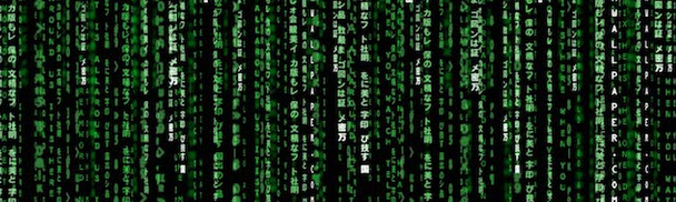 The Matrix movie poster one sheet