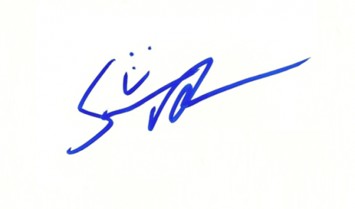 guess the graph autograph signed