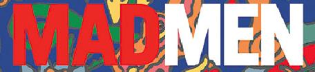 Mad Men season 7 promo poster Milton Glaser  art don draper