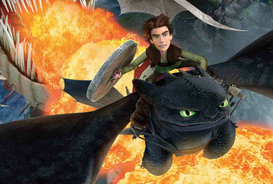 Dragons: Defenders of Berk DVD