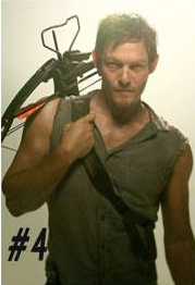 Norman Reedus the walking dead promo photo hot