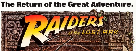 raiders of the lost ark logo