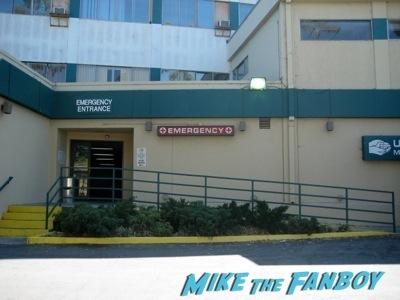 Scrubs set visit location rare zach braff 10
