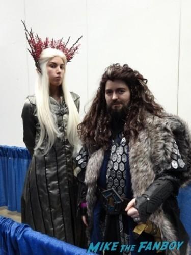 Thanduril & Thorin