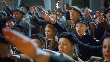 The Book Thief Blu Ray promo press still photo geoffrey Rush10
