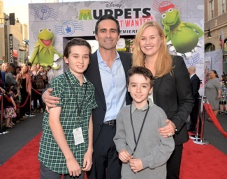 "World Premiere Of Disney's ""Muppets Most Wanted"" - Red Carpet"