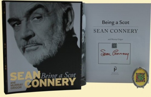 sean connery book