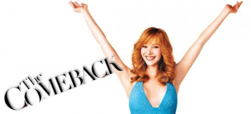 The_Comeback poster valerie cherish