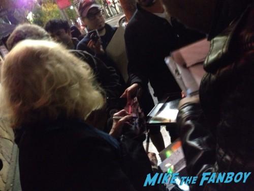 Kim Novak TCM Film Festival Signing