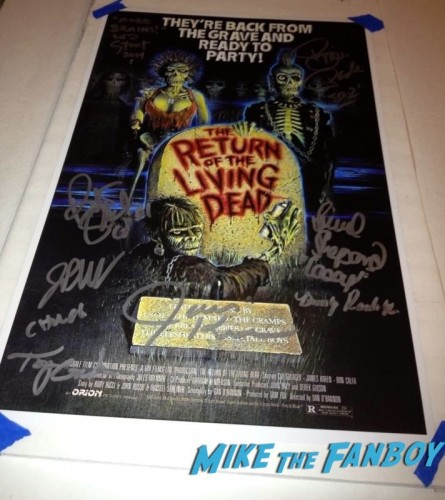 Return of the Living Dead 30th Anniversary Screening