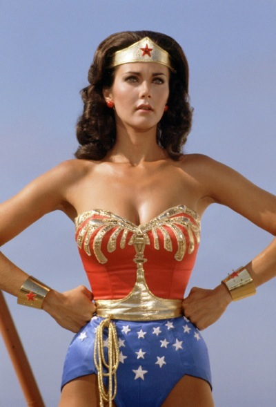 1970s--Lynda-Carter hot wonder woman outfit