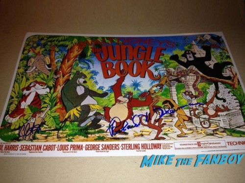 Richard Sherman Winnie the Pooh Jungle Book Mary Poppins