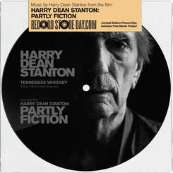 Harry Dean Stanton picture disc