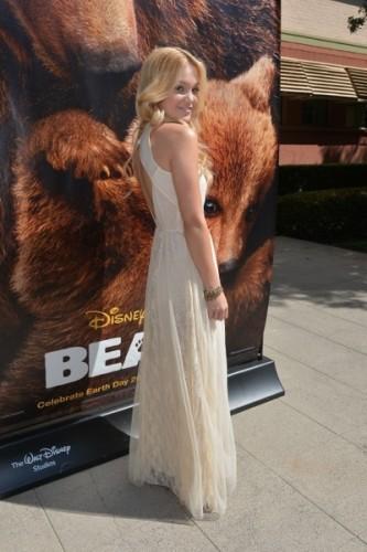 "Disneynature ""Bears"" Special Screening At The Walt Disney Studios Main Theatre"