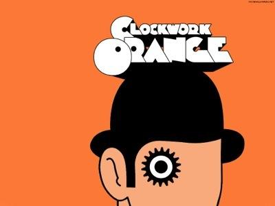 clockwork orange wallpaper logo rare