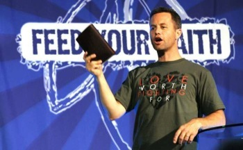 kirk cameron is a douche
