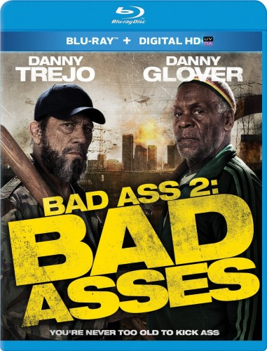 Bad Ass 2: Bad Asses press still promo danny trejo danny glover