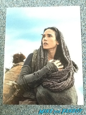 Jennifer Connelly signing autographs for fans rita ora 5