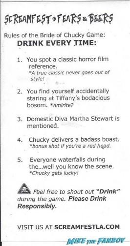 Bride of Chucky Screening Q and A jennifer tilly brad dourif1