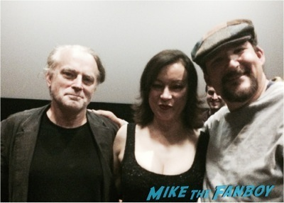 alexis arquette Bride of Chucky Screening Q and A jennifer tilly brad dourif2