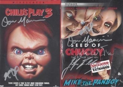 Bride of Chucky Screening Q and A jennifer tilly brad dourif3