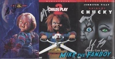 Bride of Chucky Screening Q and A jennifer tilly brad dourif7